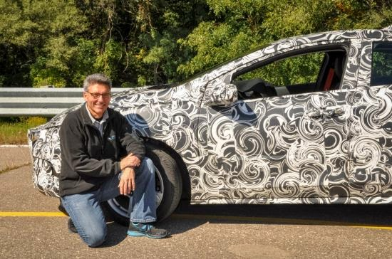 The Secrets Behind Camouflaging the 2016 Chevy Volt