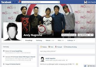 Cara Melihat Orang Yang Sering Buka Profil Fb kita, andy2dsd