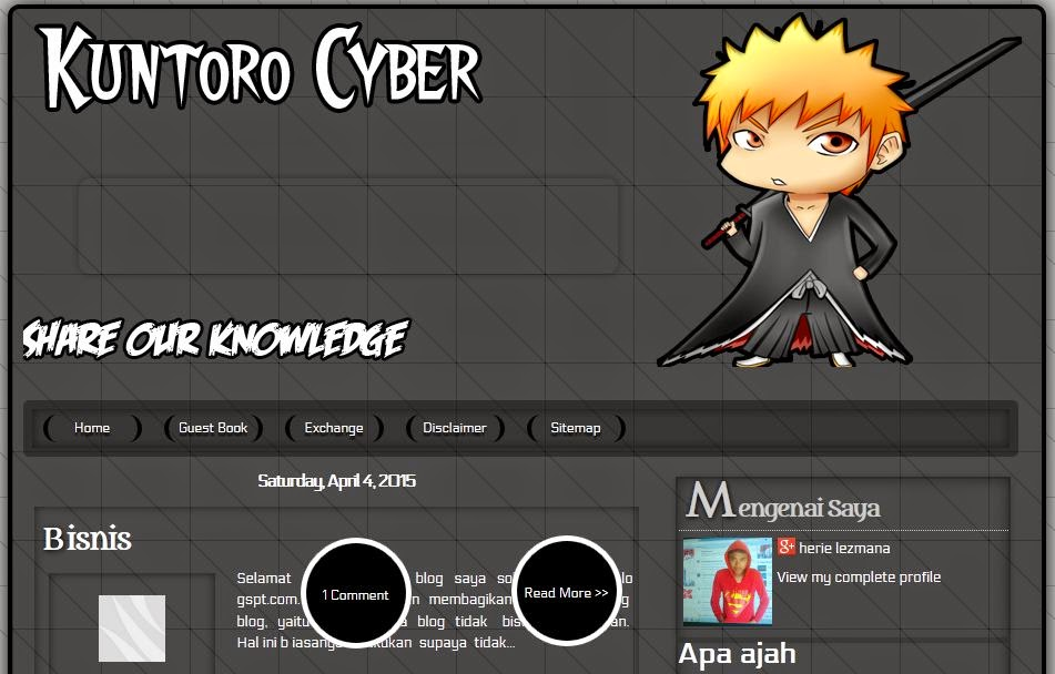 kuntoro cyber