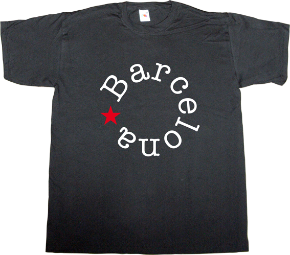 Barcelona autobombing independence freedom catalonia catalan t-shirt ephemeral-t-shirts