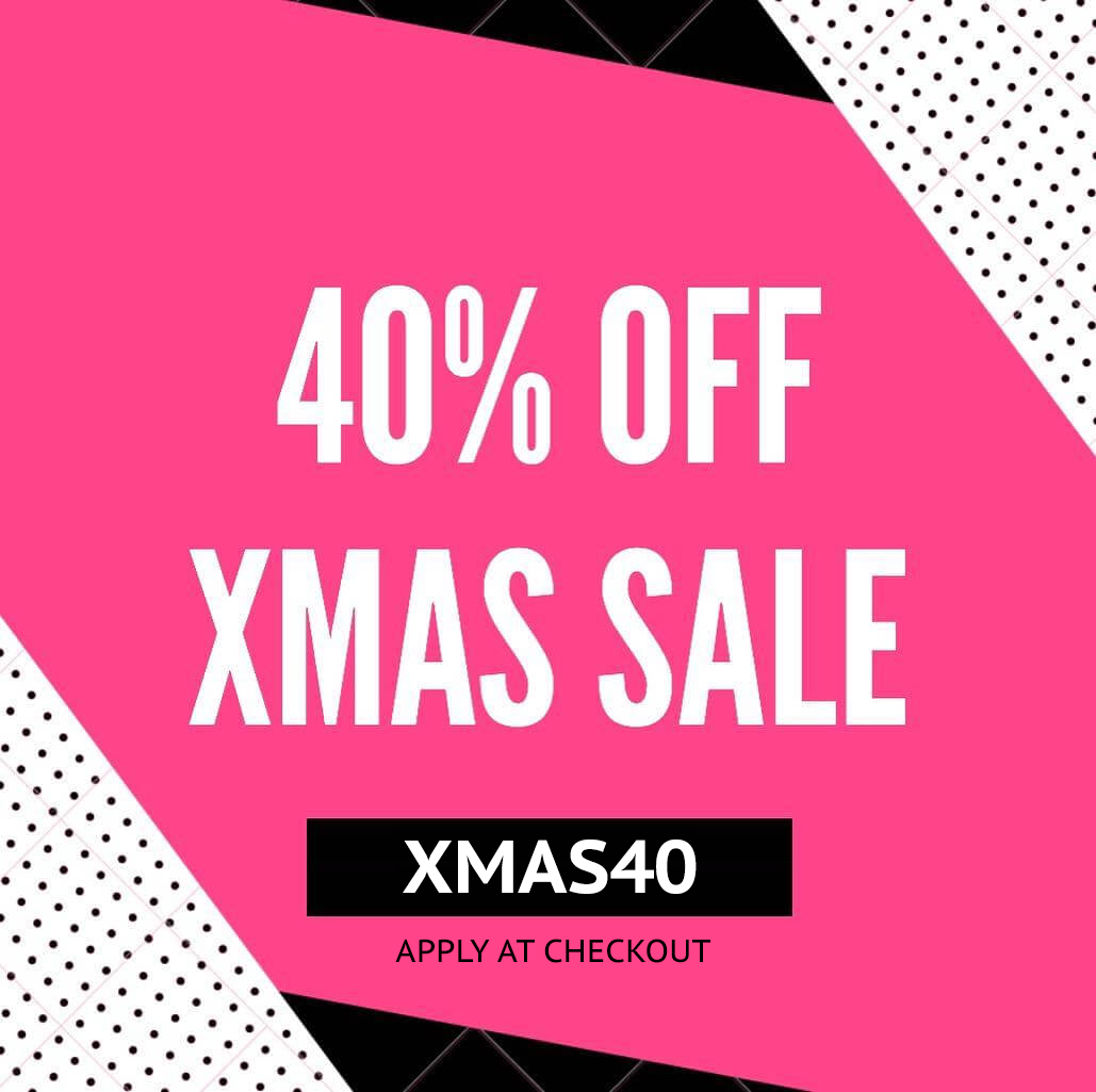 Christmas Sale flat 40% off