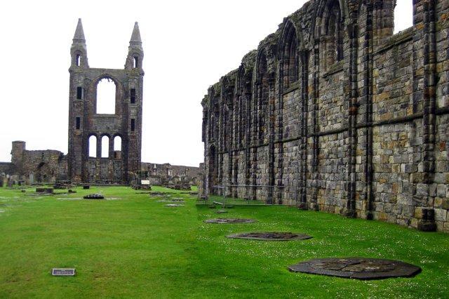 Catedral de Saint Andrews, San Andres