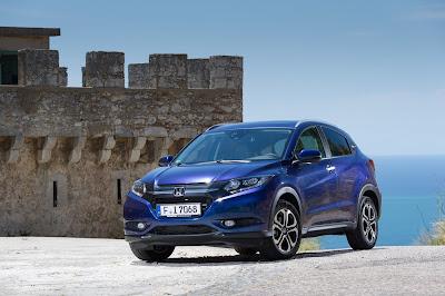 Τα νέα HR-V και Jazz είναι τα πιο πρόσφατα μοντέλα Honda που συγκεντρώνουν 5 αστέρια Euro NCAP στη Συνολική Αξιολόγηση Ασφάλειας