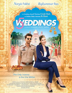 5 Weddings (2018) Hindi Movie HDRip | 720p | 480p