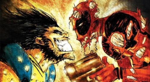 Wolverine dan Deadpool