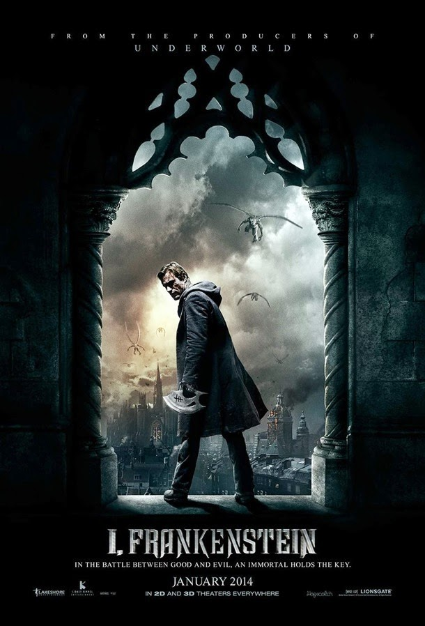 I Frankenstein (2014) BluRay 720p