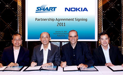 Nokia and Smart Partnership
