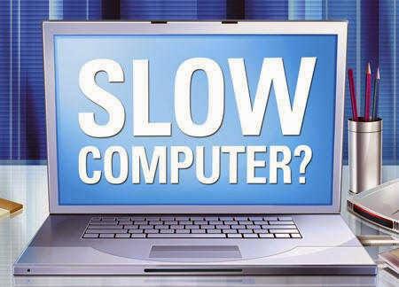 Laptop Lambat