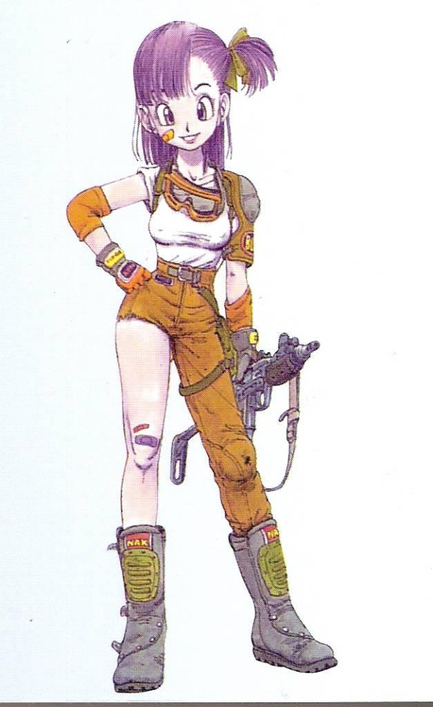 Mari's Cosplays: Bulma Briefs - do anime e mangá: Dragon Ball