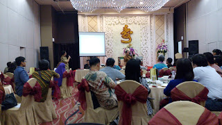 seminar pengenalan metode gerson di Ming Garden