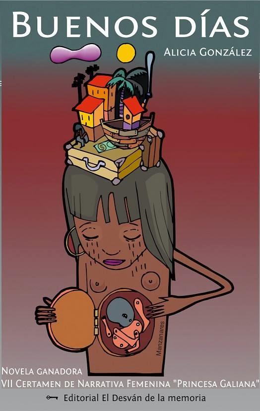 Un libro con relatos de ALICIA GONZÁLEZ