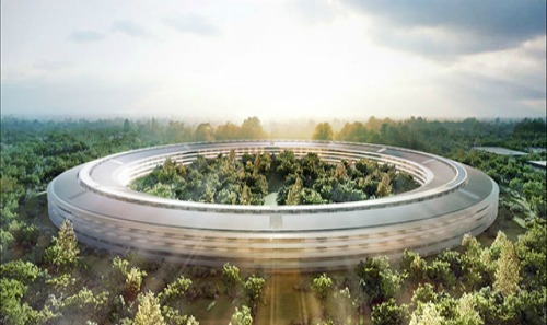 Preparan nueva infraestructura de oficinas para apple en for Oficinas de apple