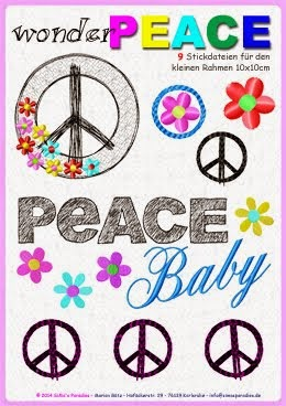 wonderPEACE 10x10