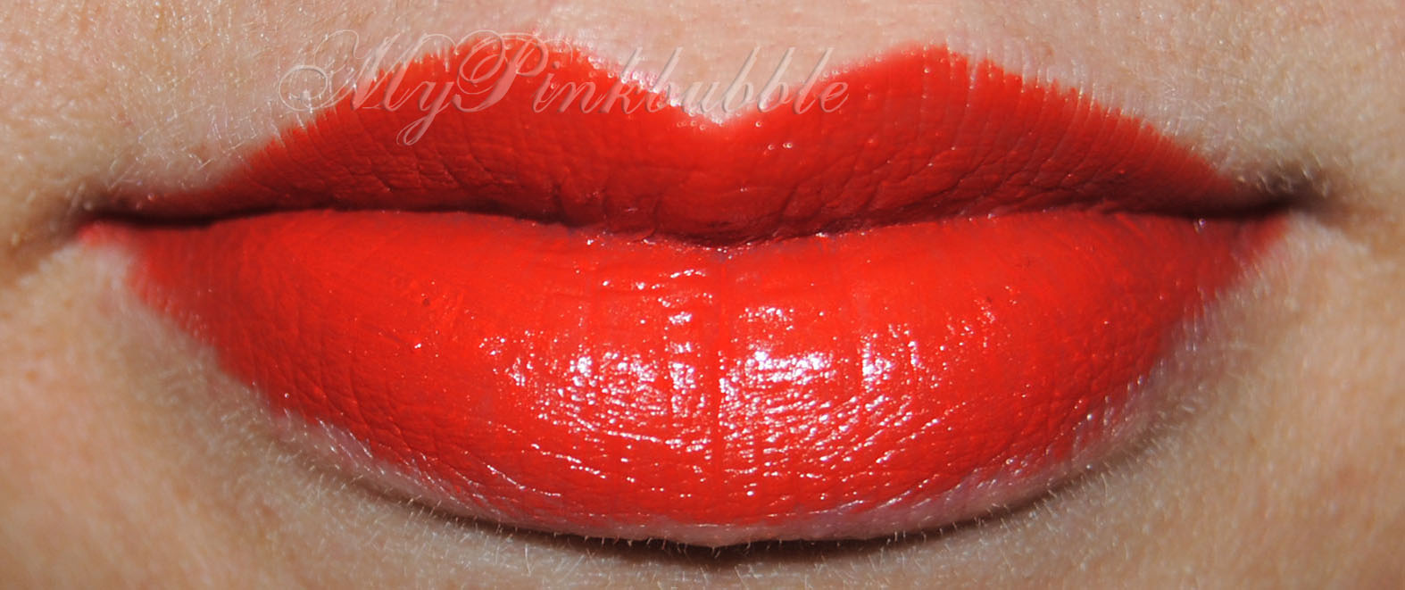Ten Image Supreme lipstick 920 swatch