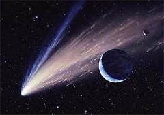 Комета Еленина | статья. Автор Андрей Климковский