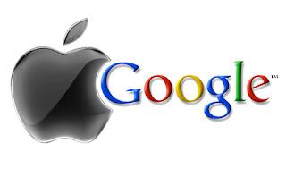 war between apple and google