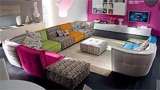 Arredamenti moderni quanto costa il divano del grande for Grande fratello arredamento