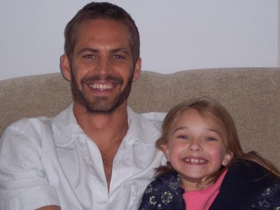 paul walker daughter. Paul Walker daughter