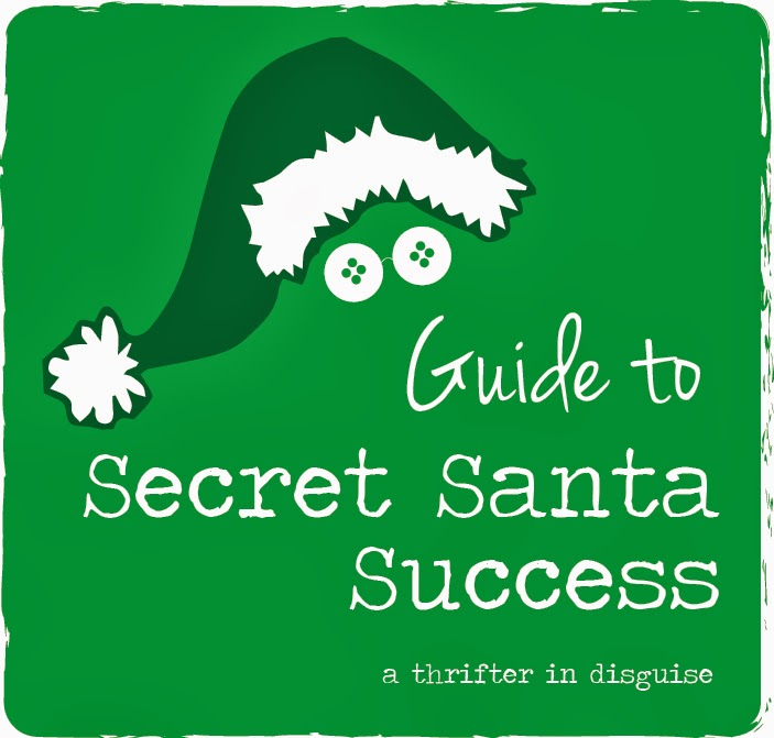 a thrifters guide to secret santa success