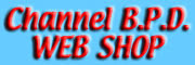 Channel B.P.D. Web Shop