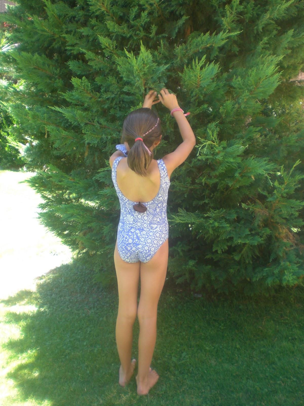 Imagenes De Trajes De Baño Para Nina: me gusta más el de la mayor, sienta mejor) ¡Espero que os guste