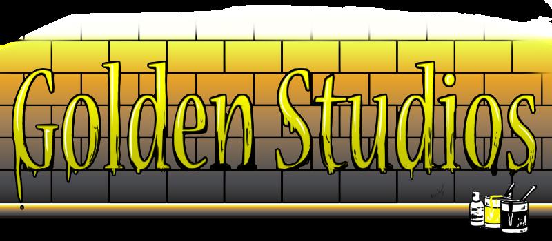 Golden Studios - Mangá e Jogos criados por mim!
