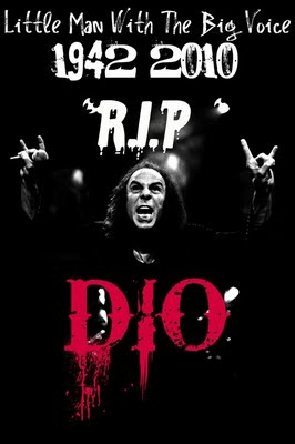 RONNIE JAMES DIO - THE MAGIC ELF