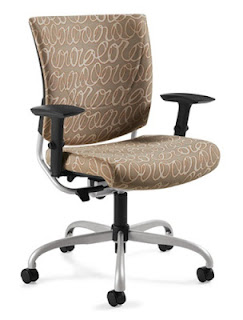 Graphic Office Chair
