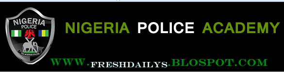 Nigeria Police Academy (NPA) 2015 Admission Requirements