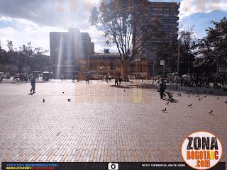 Foto 1 plaza de Lourdes