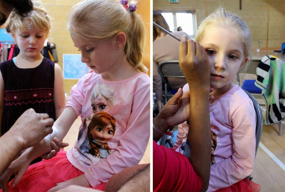 face painting, party, kids party, kids entertainment, todaymyway.com