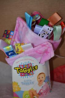 Taggie packaging