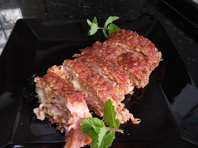 Aprendendo a Cozinhar o Básico: Rocambole de Carne Recheado