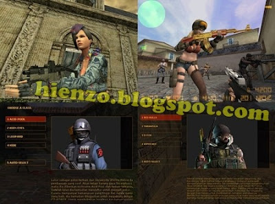counter strike seperti point blank