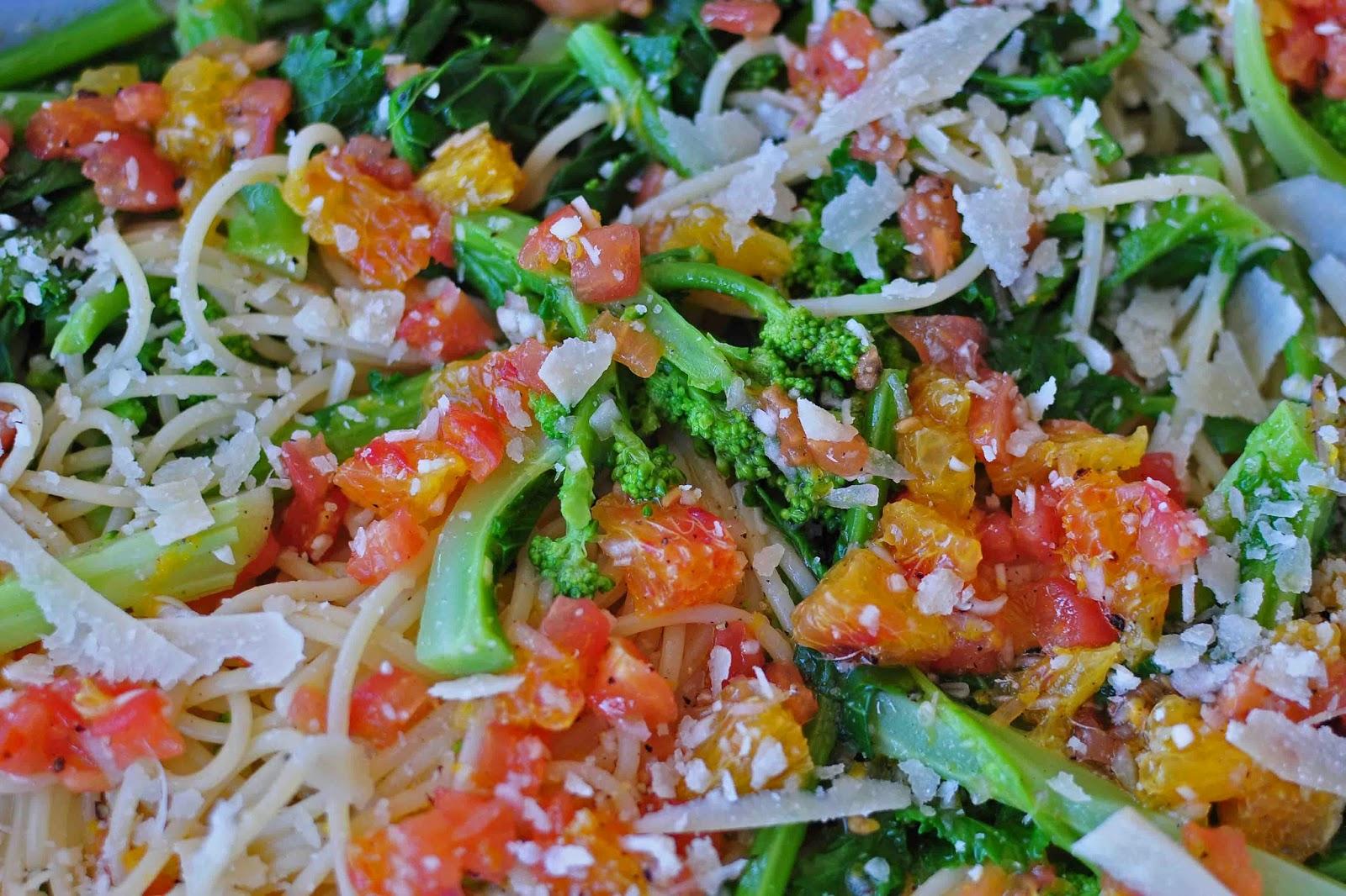 Bara's Blog: Ein Festmahl mit toskanischen Spezialitäten