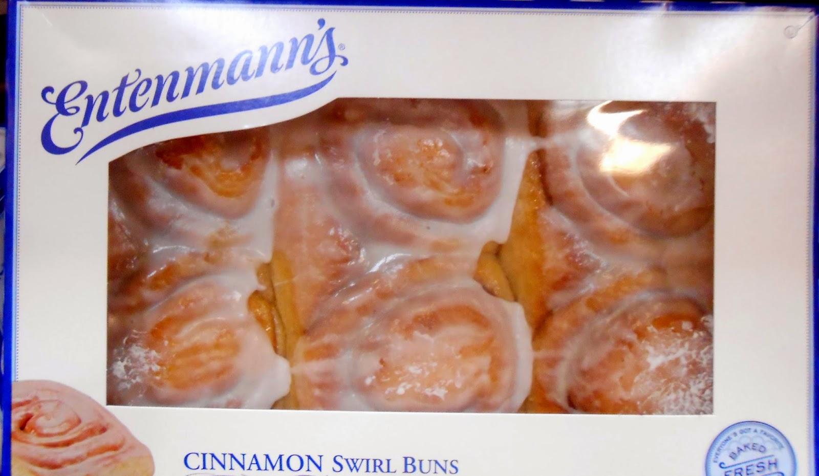 Cinnamon Swirl Buns Recipe — Dishmaps