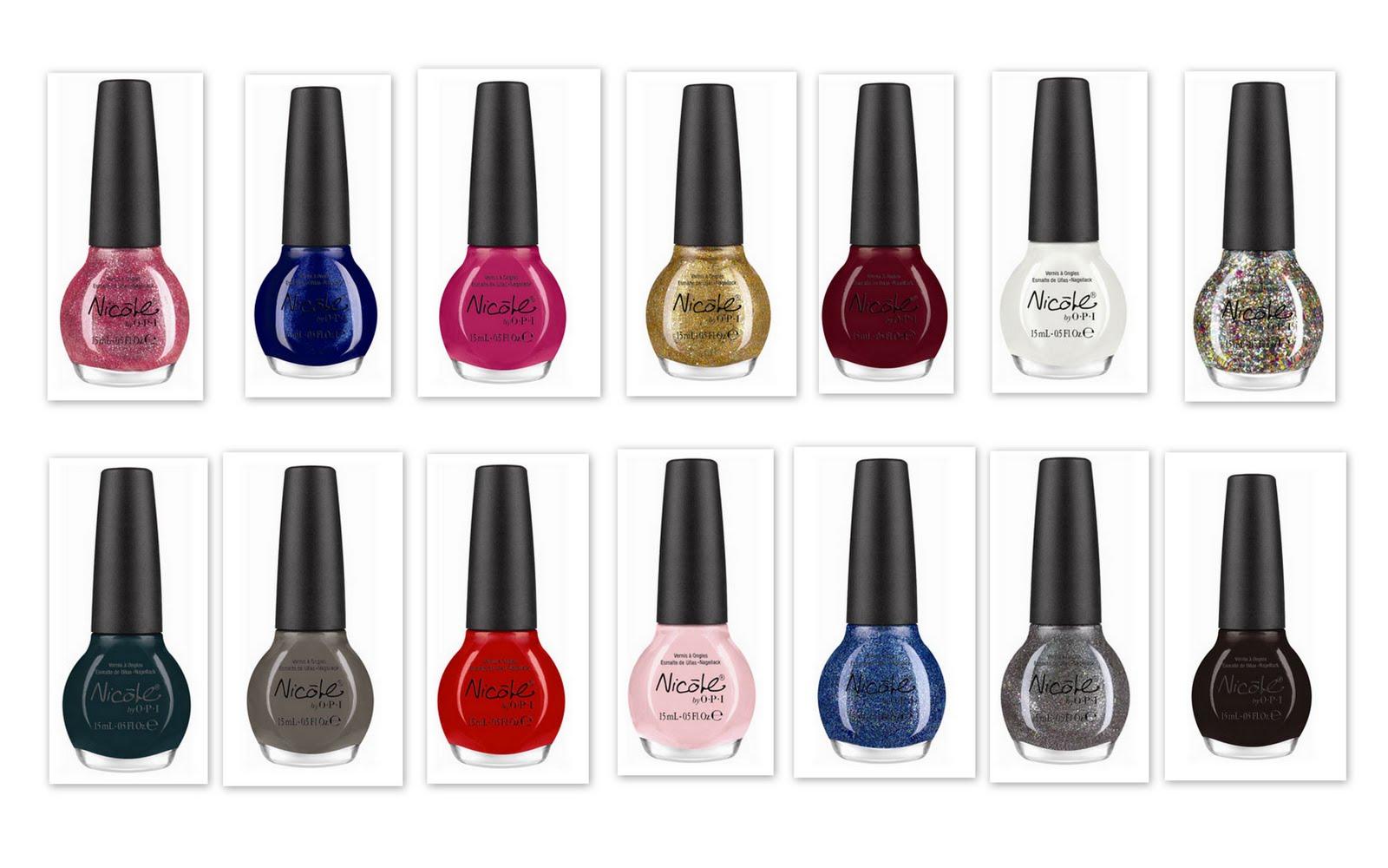 Kardashian Opi Nail Colors#%