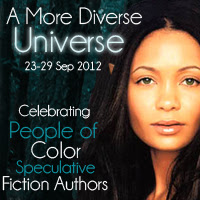 A More Diverse Universe: Celebrating People of Color Speculative Fiction Authors