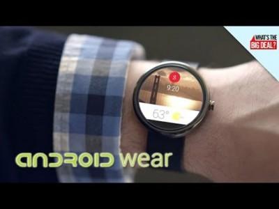 Update Android Wear di Masa Depan Bakal Cakup Kontrol Gerakan dan Wi-Fi