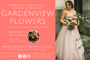 """Say I Do"" to GardenView Wedding Flowers"