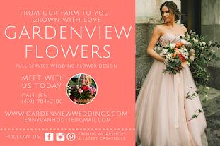 """""""Say I Do"""" to GardenView Wedding Flowers"""