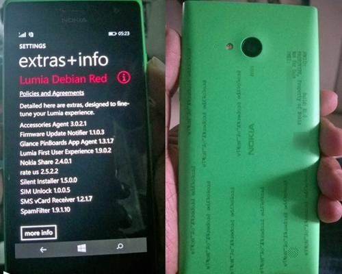 New Nokia Lumia 730