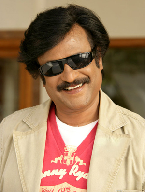 Superstar Rajnikanth illuminati sunglasses