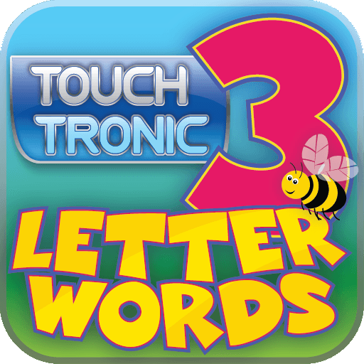 Touchtronic Letters Review/Giveaway