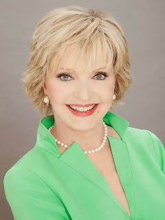 photo of Florence Henderson joins this year at Sparkle!