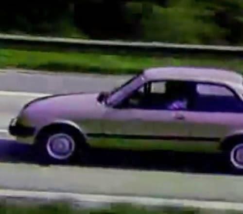 Propaganda do Chevette da Chevrolet, em 1982. Campanha com os atores Paulo César Grande e Roberto Rubens Chachá.