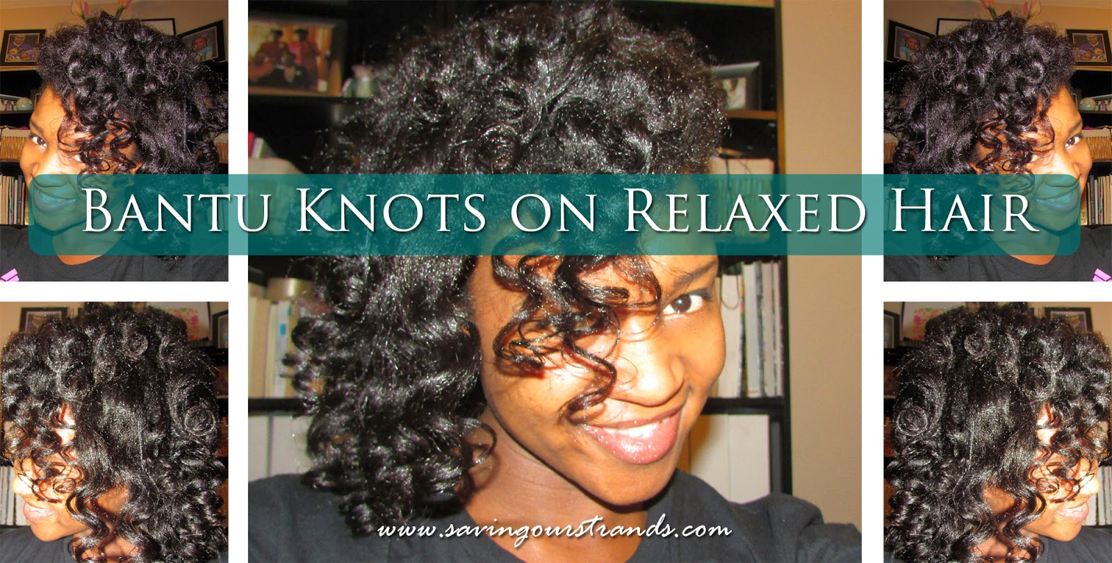 how to make knots in hair