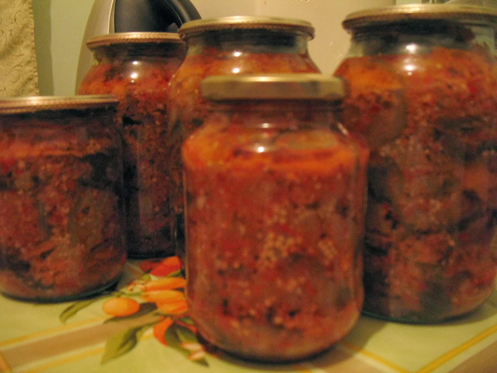 Баклажаны в аджике рецепт с фото пошаговый Едим Дома