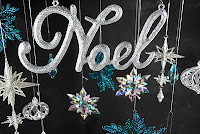 Noel Ornament