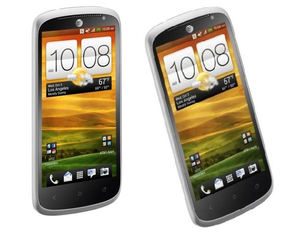 HTC One VX: 4.5 Inches